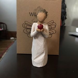 "NWOT Willow Tree ""You're The Best"" figurine"
